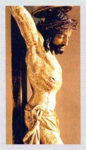 Il Crocifisso di santa Veronica