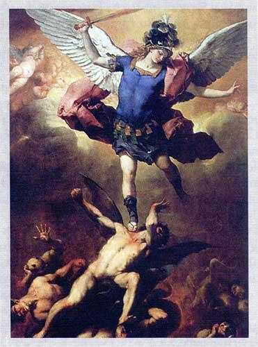 S. Michele Arcangelo Prega per noi