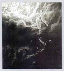 Tu sei l'aiuto delle anime del purgatorio
