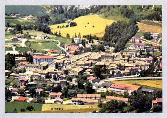 Monastero di Santa Veronica Giuliani sul Metauro a Città di Castello